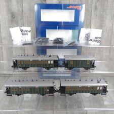 ROCO 64000 - HO - K. Bay.Sts.B. - Set Lokalbahnwagen 4 tlg. - OVP - #P38731