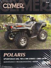 2002 2007 2008 2009 2010 Polaris Sportsman 600 700 800 ATV Repair Manual M366