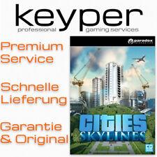 Cities Skylines [Deutsch/Multi] PC STEAM Key PC Download Digtal Code