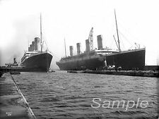 Prints Titanic Ocean Liner & Cruise Ship Collectables