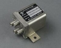 DB Products TSF2D01E RF Coaxial Switch, DC-18 GHz, 28 VDC, SMA Female, Failsafe