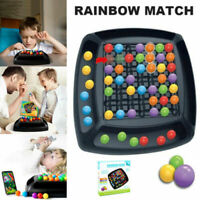Rainbow Ball Elimination Game Rainbow Puzzle Magic Chess Toy for Kid Adult AU A+