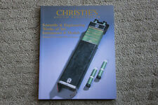 CHRISTIE'S Scientific and Engineering Works of Art, Instruments and Models catal
