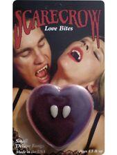 Love Bite Canines Vampire FEMMES HOMMES Accessoire déguisement halloween Faux