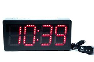 MacGregor Indoor Sports Arena Stadium Digtial LED Timer and Clock 1126631
