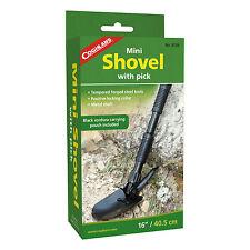 "Coghlans 9720 -  Mini Shovel with Pick - Length: 16"" (40.5 cm)"