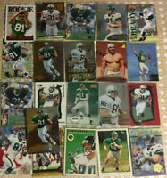 Kyle Brady 21  Card Lot All Different See Scans NFL Football