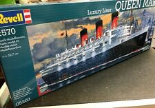 Revell 1/570 05203 luxe Paquebot QUEEN MARY Maquette Kit Scellé