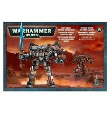 Grey Knights Nemesis Dreadknight Warhammer 40k NEW Space Marines Imperial Agents
