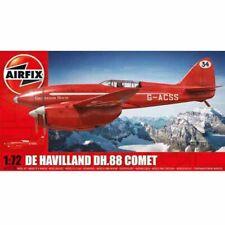 Airfix #01013B 1/72 De Havilland DH.88 Comet Racer Red