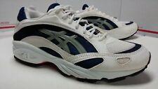 Retro Vintage Asics 126 Athletic Sneakers TN704 - Mens Sz 8 - Fast Ship -
