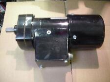 Bison 32RPM 115Vac 1/20hp Parallel Shaft Gear Motor dayton 6z082 reversible