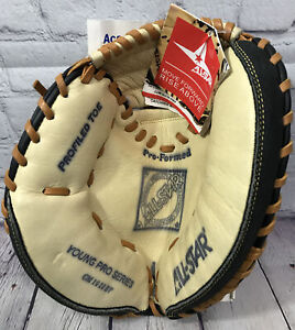 All Star Young Pro Series Youth Catchers Glove Left Hand Throw Entry Level NWT