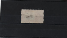 PERSIA/IRAN 1935 VARIETY 6 ch. OVERPRINTED  IRAN FRONT AND ON BACK USED