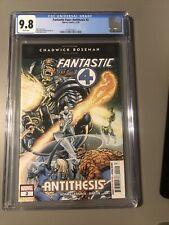 Fantasic Four: Antithesis #2 CGC 9.8
