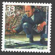 US. 3186 h. 33c. Jackson Pollock, Abstract Expressionism. Celebrate The Century