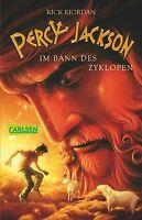 Percy Jackson, Band 2: Percy Jackson - Im Bann des Zyklo... | Buch | Zustand gut