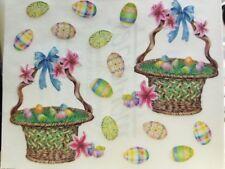 Creative Memories Easter Basket Eggs stickers scrapbooking