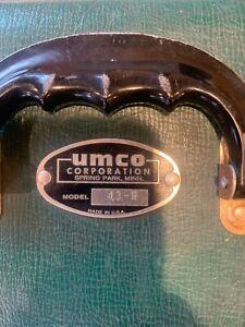 Vintage Umco 43-R Tackle Box Excellent Rare Model