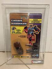 Transformers 1990 MOC G1 Hasbro Gigi Stunticon Dead End AFA 85 Menasor MOSC