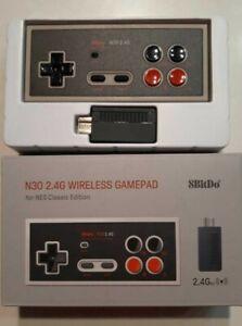 8BitDo N30 2.4g wireless gamepad new