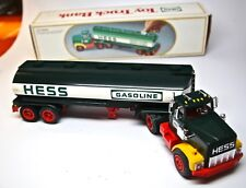 Hess 1984 Toy Truck Bank