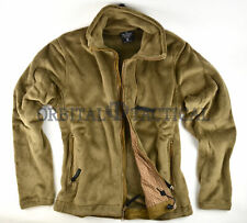 Beyond PCU Level 3 Cold Blooded Fleece Jacket Coyote Brown SR Small Regular