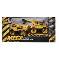 New Bright Construction Vehicles 2 Pack, Brand New With Free Postage