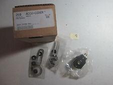 NEW IN BOX ENCODER ACCU-CODER 260-N-T-09-S-0060-R-PP-1-SMJ-FB-1-N  (162)