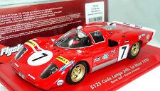 FLY 707103 Ferrari 512S Coda Lunga 24hrs Le Mans 1970 #7   1/32 Slot Car