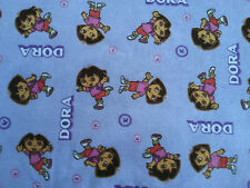 Brand New Dora The Explorer Baby Bunny Rug