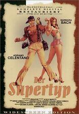 Der Supertyp von Sergio Corbucci - Adriano Celentano, Capucine, Barbara Bach NEU