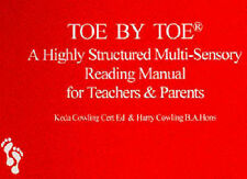 Toe by Toe: Multi Sensory Reading Manual Cowling & Cowling by Keda Cowling, Harry Cowling (Paperback, 1993)