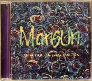 "Mansun - Attack of the Grey Lantern (CD 1997) ""Stripper Vicar"" ""Wide Open Space"""
