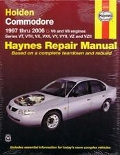 NEW HAYNES REPAIR MANUAL: HOLDEN COMMODORE VT VX VY VZ