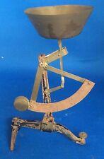 Antique Lever Pendulum Scales to 100gms. Height 19cm