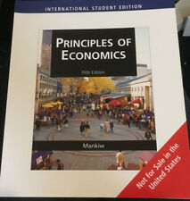 Principles of Economics - Fith Edition - Gregory N Mankiw - Paperback.