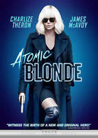Atomic Blonde (DVD, 2017)