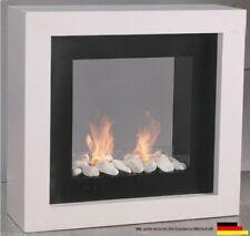 Brenngelkamin Raumteiler Kaminfeuer für schöne Stunden im Wohnzimmer
