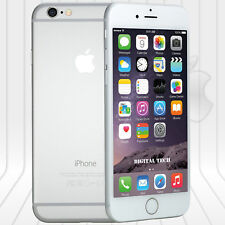 Apple Iphone 6 (16GB) Network UNLOCKED PHONE 4G LTE Apple IOS HD Silver