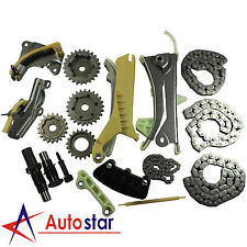 Engine Timing Chain Kit For Ford Explorer Mazda Mercury 97-09 4.0L SOHC V6 New