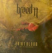BREED77 - In My Blood - NEW/SEALED - CD Album - 2006 J Albert & Son JASCDUK031