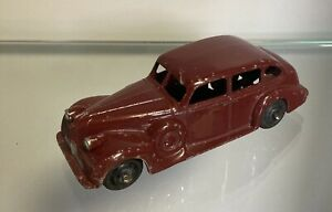 DINKY BUICK VICEROY #39D Maroon In Very Good Original Condition