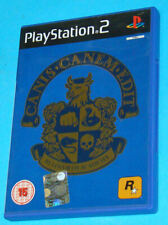 Canis Canem Edit Bullworth Academy - Sony Playstation 2 PS2 - PAL