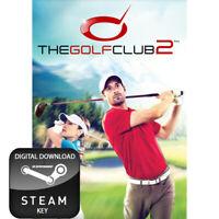 THE GOLF CLUB 2 PC STEAM KEY