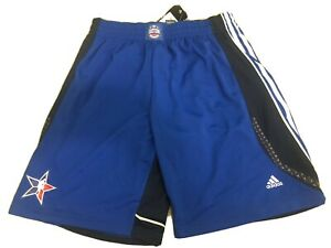 AUTHENTIC ADIDAS 2010 NBA ALL STAR GAME SHORT SIZE L BRAND NEW