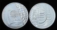 Portugal 10 Euros 2007 VOILE  - Argent / Silver 500°/00