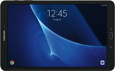 "Open-Box Excellent: Samsung - Galaxy Tab A - 10.1"" - 16GB - Black"