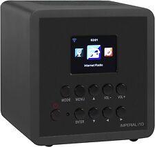 Imperial I10 WLAN Internetradio Black