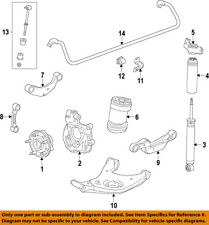 Cadillac GM OEM 13-18 XTS Rear Suspension-Air Spring 84252215